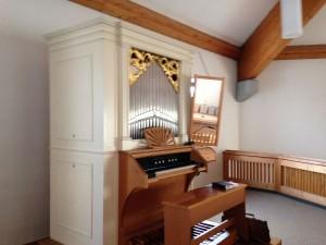 Biebert-Orgel in St. Markus, Waldetzenberg