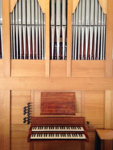Woehl-Orgel in St. Markus, Waldetzenberg