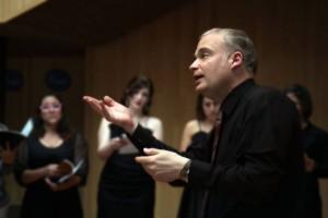 Rundfunkjugendchor Wernigerode - Gastdozent im Chorpraktikum