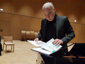 """""""Meine Chormusik"""" - Readingsession @ Bayerische Musikakademie Marktoberdorf"""