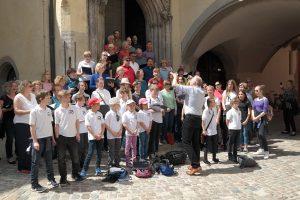Fortbildung für Kinderchorleiter im Chorverband Vorarlberg